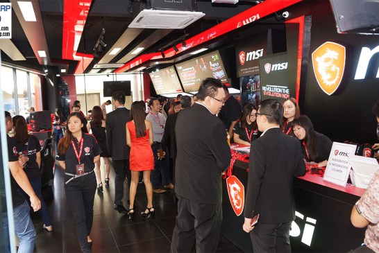 The MSI Concept Store