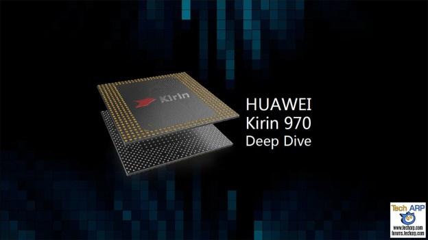 The HUAWEI Kirin 970 Deep Dive Tech Report