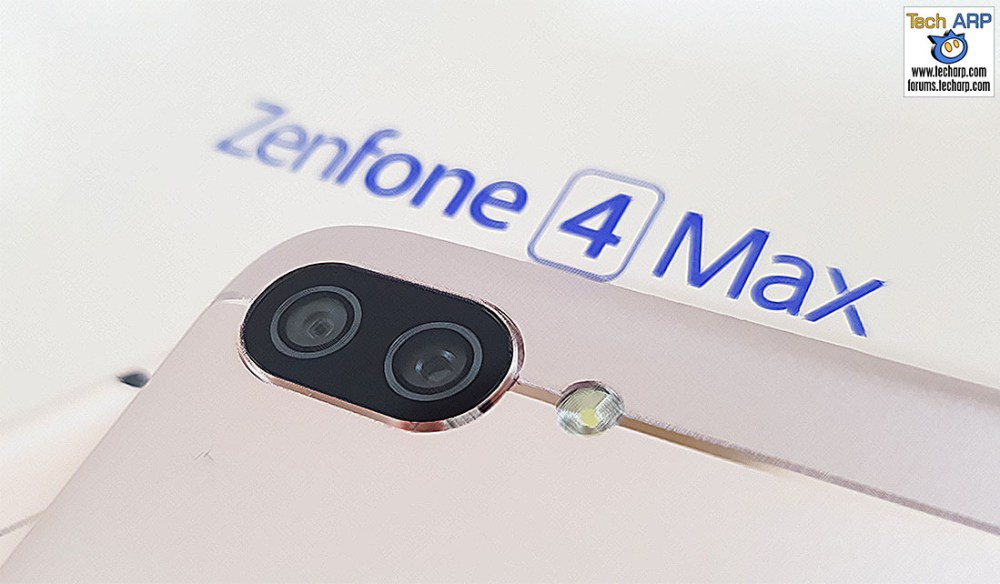 The ASUS ZenFone 4 Max Pro Review