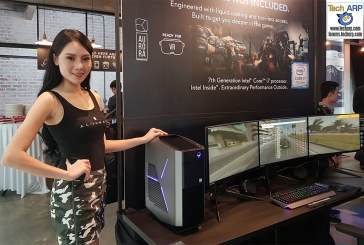 The Alienware Aurora R7 & Other Gaming Products Revealed!