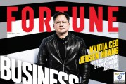 Jensen Huang Is Fortune 2017 Businessperson Of The Year!