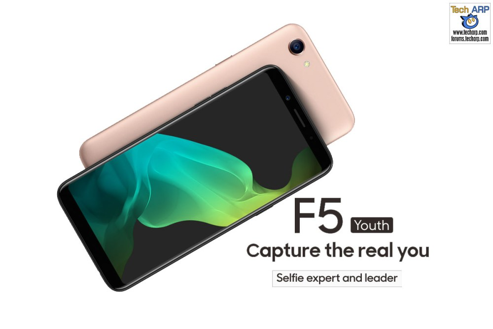 The OPPO F5 Youth Price & Specifications Revealed!