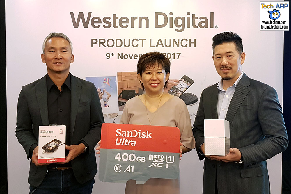 The SanDisk iXpand Base & 400GB SanDisk Ultra Revealed!