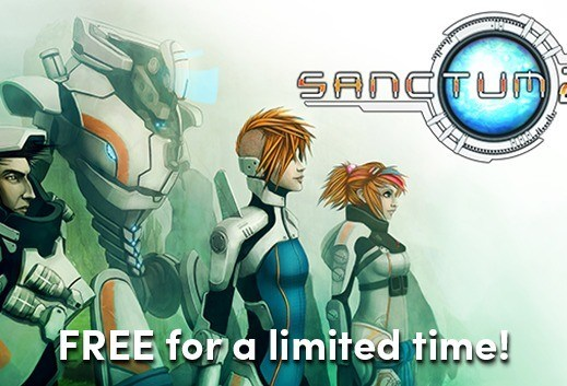 Sanctum 2 Is FREE For A Limited Time!