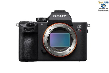 The Sony a7R III Full Frame Mirrorless Camera Revealed!