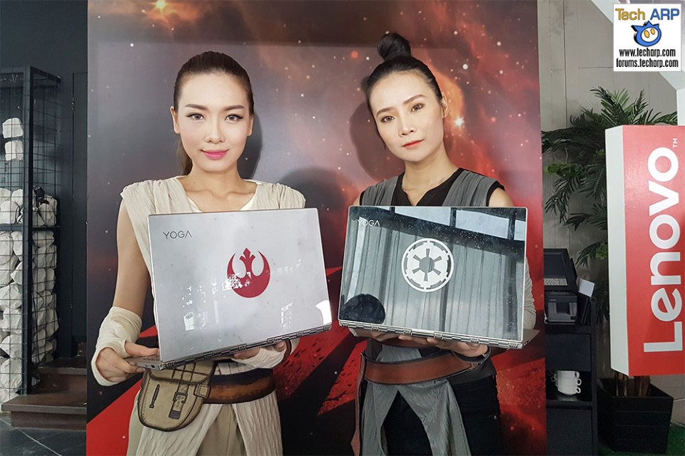 The Star Wars Special Edition Yoga 920 Revealed!