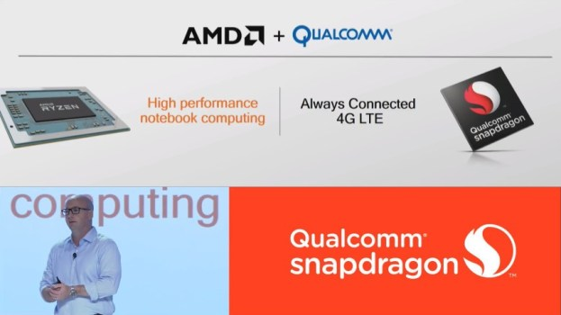 AMD And Qualcomm To Deliver Always Connected Ryzen Mobile Devices!