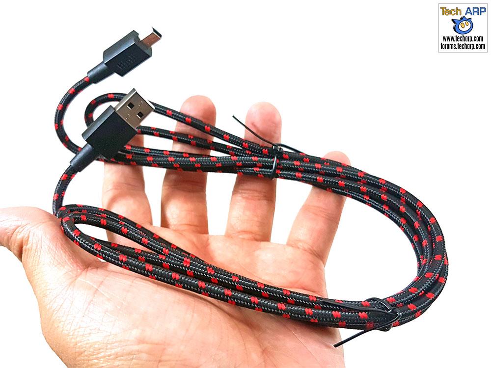 HyperX Alloy FPS Pro USB cable