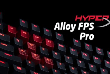 HyperX Alloy FPS Pro Mechanical TKL Keyboard Review!