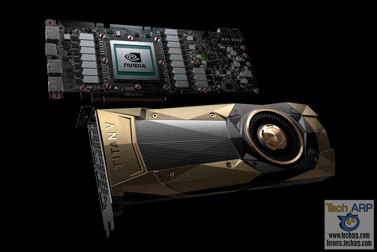 NVIDIA TITAN V - The First Desktop Volta Graphics Card!