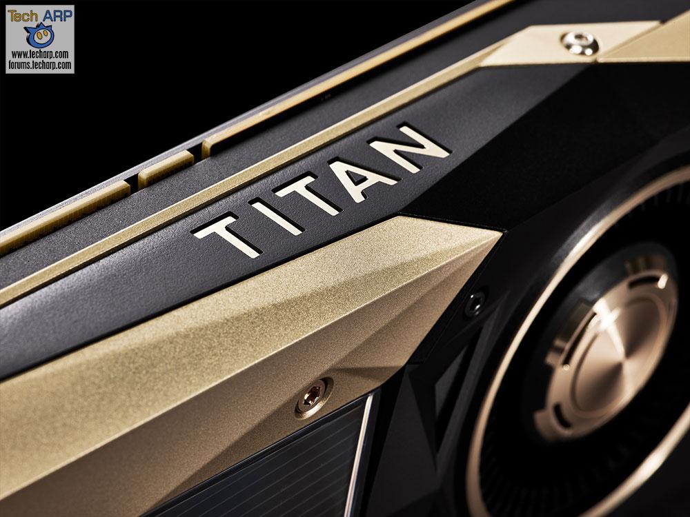 NVIDIA TITAN V - The First Desktop Volta Graphics Card!