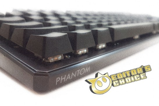 The Tecware Phantom Mechanical Keyboard Review