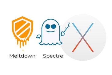 The Apple Spectre + Meltdown Patches Detailed!