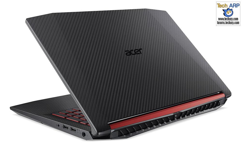 CES 2018 : The Acer Nitro 5 2018 Gaming Laptop Revealed!