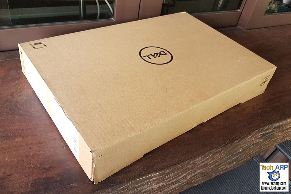 Dell Inspiron 15 7000 box