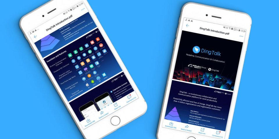 The Alibaba DingTalk App Features & Details Revealed!