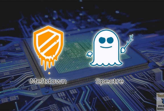 The Complete List Of CPUs Vulnerable To Meltdown / Spectre Rev. 7.0