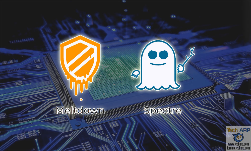 Complete List Of CPUs Vulnerable To Meltdown / Spectre Rev