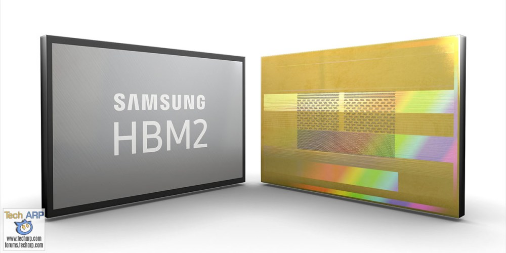 Samsung Aquabolt - World's Fastest HBM2 Memory Revealed!