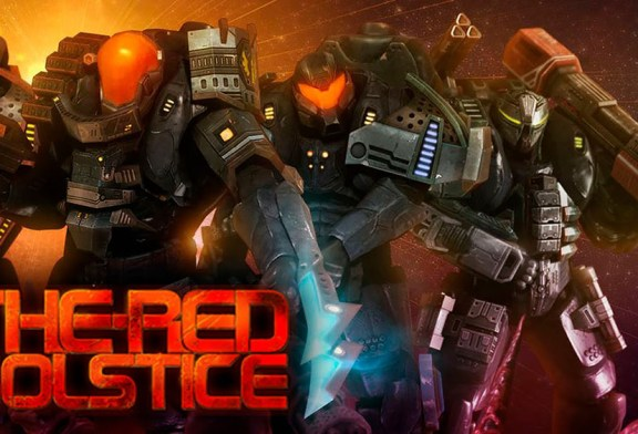 The Red Solstice is FREE for a Limited Time!