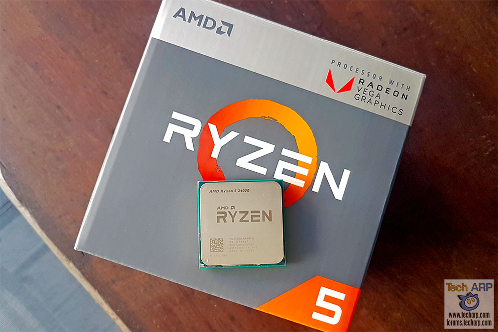 The AMD Ryzen 5 2400G With Radeon RX Vega 11 Graphics Review