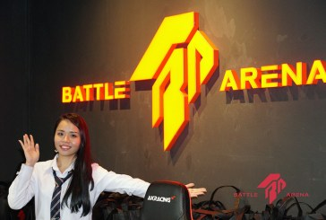The Battle Arena eSports Gaming Club Kicks Off!
