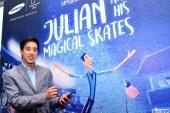 Samsung Presents Julian And His Magical Skates!