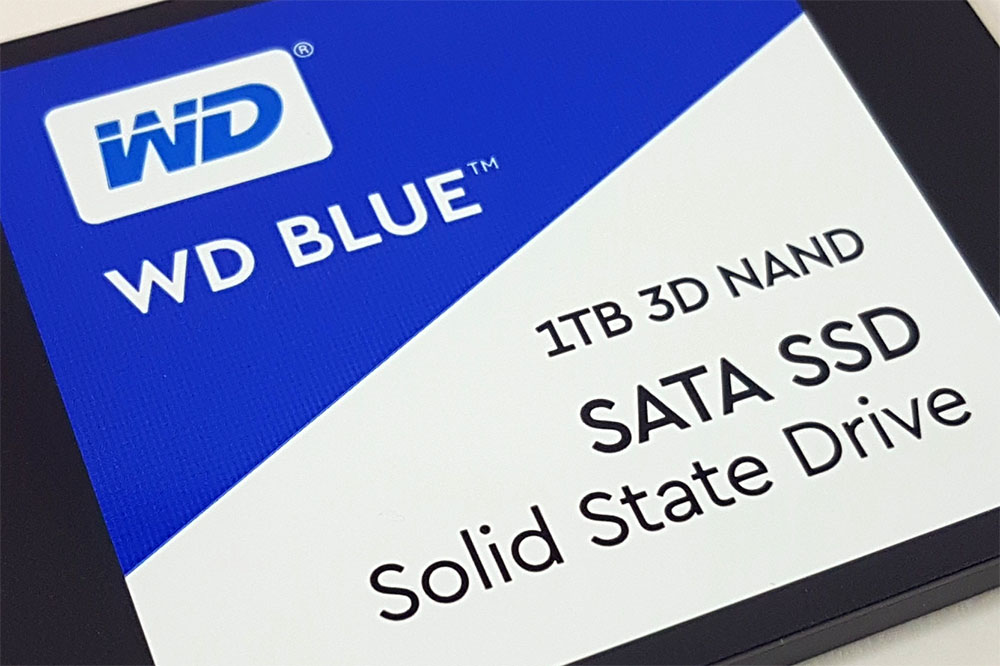 The 1TB WD Blue 3D SSD (WDS100T2B0A) Review