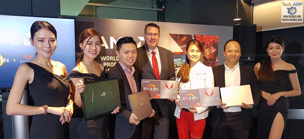 The 2018 AMD Ryzen Mobile Laptops Revealed!