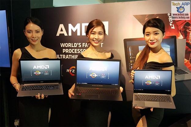 The 2018 AMD Ryzen Mobile Laptops Revealed!