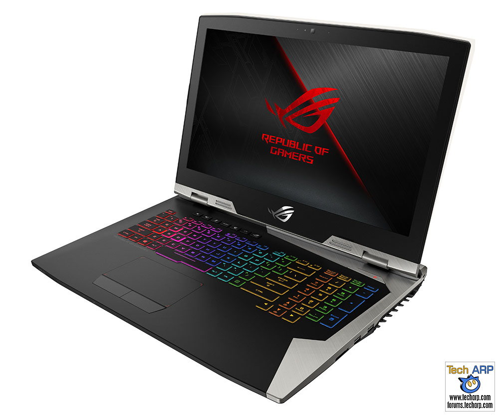 The 2018 ASUS ROG Gaming Laptops Revealed! - ASUS ROG G703