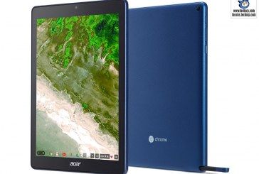 Acer Chromebook Tab 10 – First Chrome OS Edu Tablet!