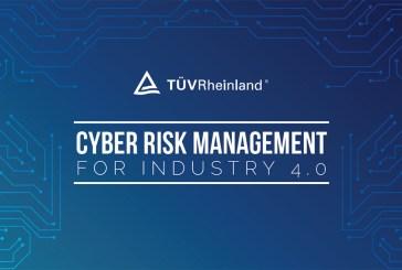 TUV Rheinland : Cyber Risk Management for Industry 4.0
