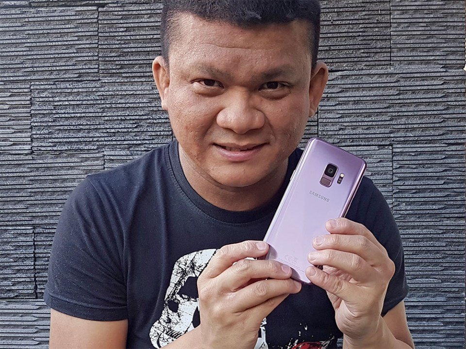 The Samsung Galaxy S9 Review