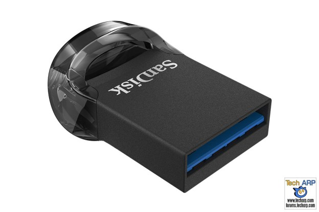 256GB SanDisk Ultra Fit USB 3.1 Flash Drive Now Available!