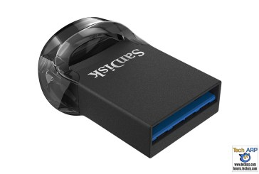 256 GB SanDisk Ultra Fit USB 3.1 Flash Drive Now Available!