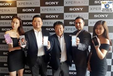 The Sony Xperia XZ2 + Xperia XZ2 Compact Revealed!