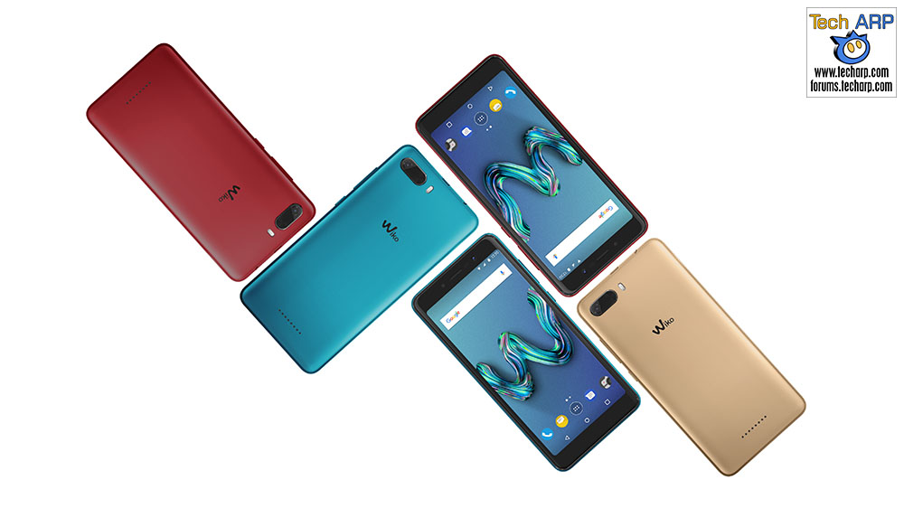 Wiko Tommy3 Smartphone Launched At Just RM 329 / $79!