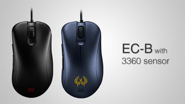 The BenQ ZOWIE EC-B Gaming Mice + G-SR SE Mouse Pad Launched!