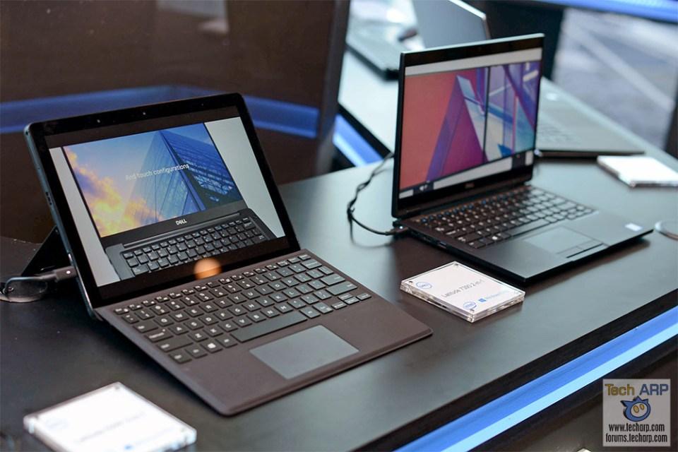 The 2018 Dell Latitude + Vostro Laptops Revealed!