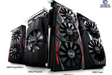 The ASUS AREZ Radeon RX Graphics Cards Revealed!