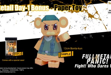 Full Metal Panic Premium + Digital Bonuses Revealed!