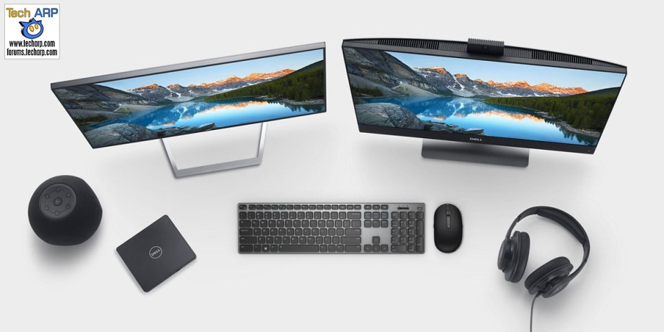 Inspiron 24 5000 All-in-One