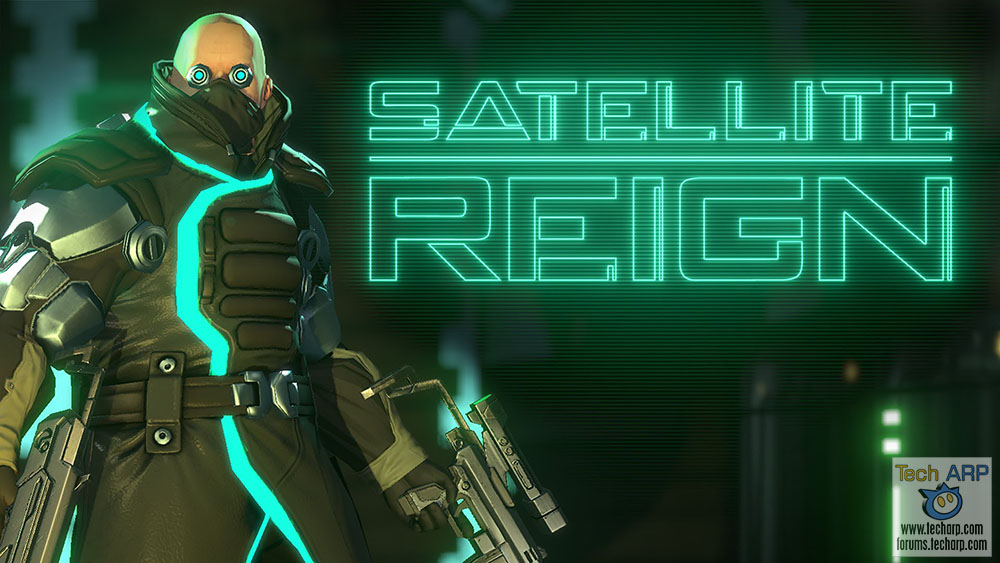 Satellite Reign Is FREE For A Limited Time!