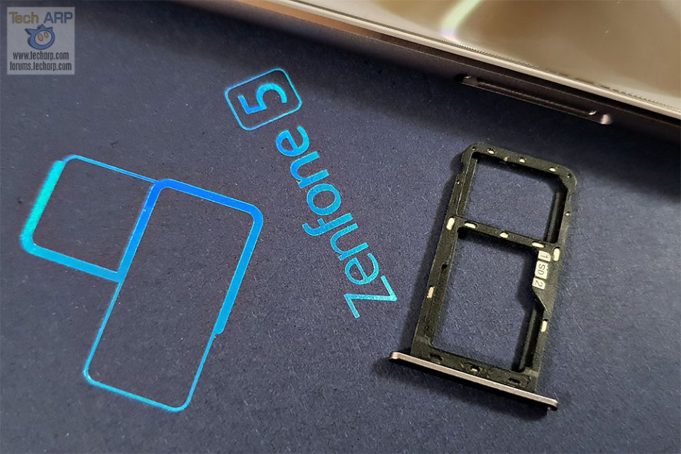 ASUS ZenFone 5 ZC620KL Hybrid SIM