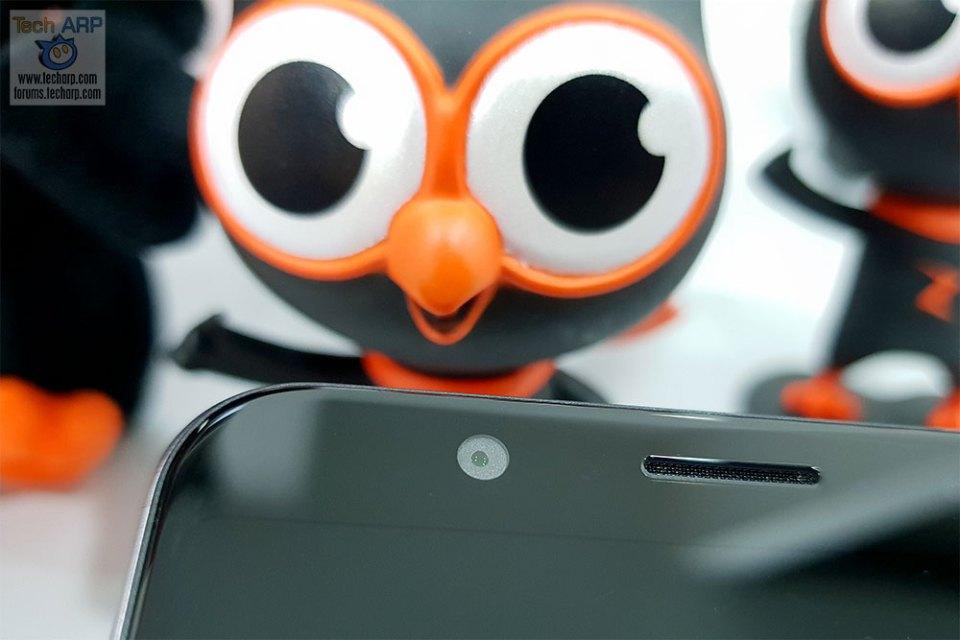 ASUS ZenFone Max Pro M1 ZB602KL front camera