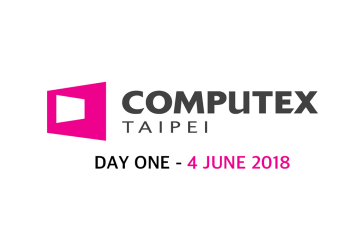 Tech ARP Computex 2018 Live Coverage - Day One
