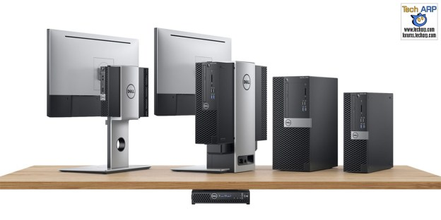 The Complete 2018 Dell Commercial PC Portfolio Revealed!