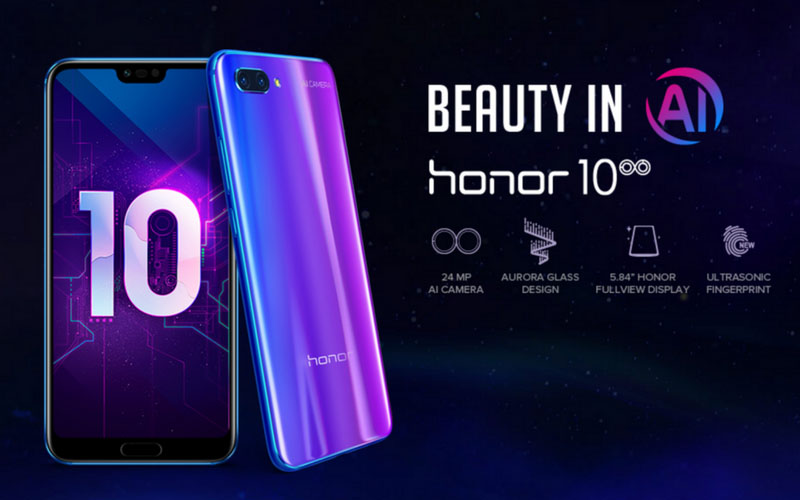 Honor 10 Price & Exclusivity Agreement Leaked!