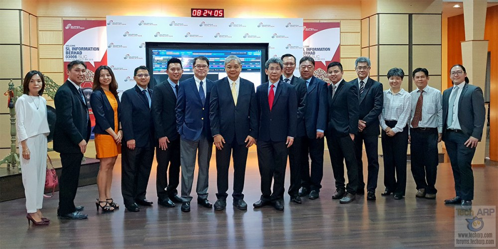 SL Info Berhad Listing On Bursa Malaysia's LEAP Market
